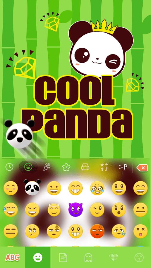 Cool-Panda-Kika-Keyboard-Theme 9
