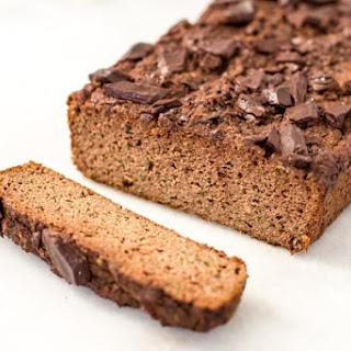 Dark Chocolate Chunk Paleo Zucchini Bread