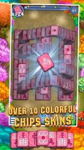 Mahjong: Sihirli Cipsler Ekran Görüntüsü