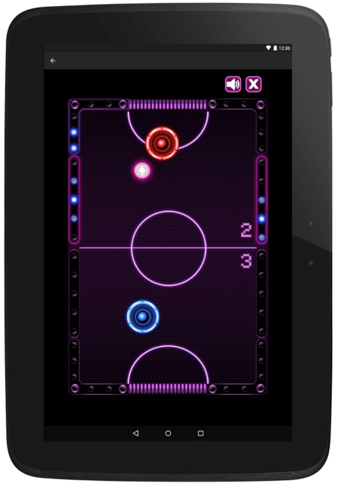 Air Hockey -Fast Paced Table-Sport Simulation Game Android 13