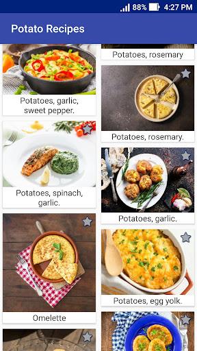 Potato Recipes 1.3 screenshots 1
