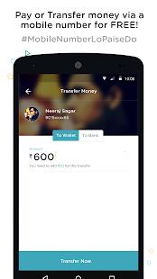 Mobile Recharge,Bill Pay, Shop Screenshot 1