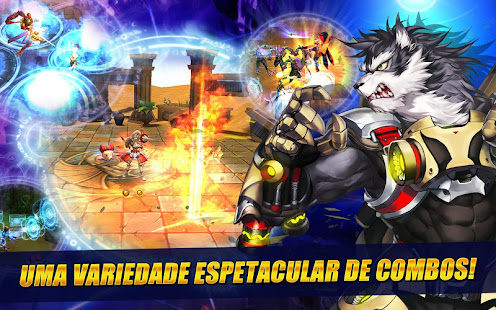Mod Game Sword of Chaos - Fúria Fatal for Android