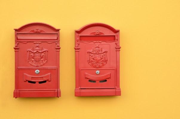 Hot Mailboxes di ciubecca