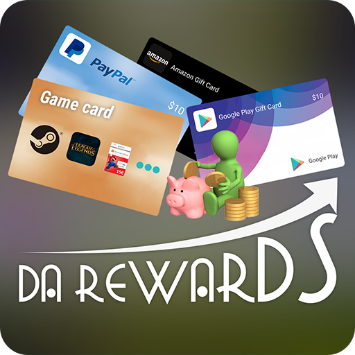 DA Rewards: Cash & GiftCards