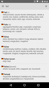 App Hungarian Dictionary ?? APK for Windows Phone