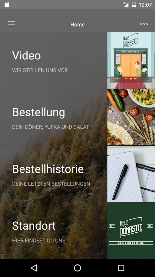 Neue Dönastie- screenshot