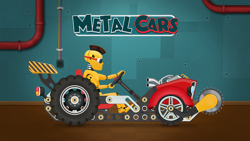 Car Builder and Racing Game for Kids 1.2 screenshots 6