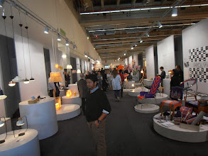 "Photo: ""Talents"" showcase of design newcomers -- in Hall 11.0 #ambiente14"