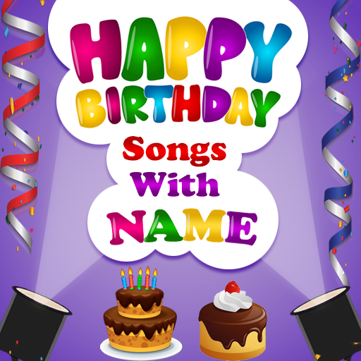 Fine Birthday Song With Name Wish Video Maker Apps On Google Play Personalised Birthday Cards Petedlily Jamesorg
