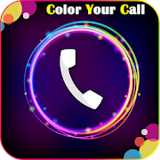 Color Your Call: Call Screen Theme LED