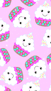 Kawaii Wallpapers Live - Cute Girl Backgrounds - náhled