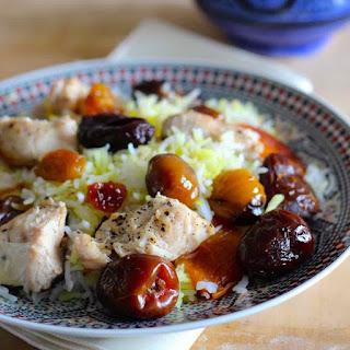 Recipe of Parcha-Dosheme Plov
