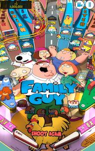 Family Guy Pinball Mod Apk (Unlimited Money) 5