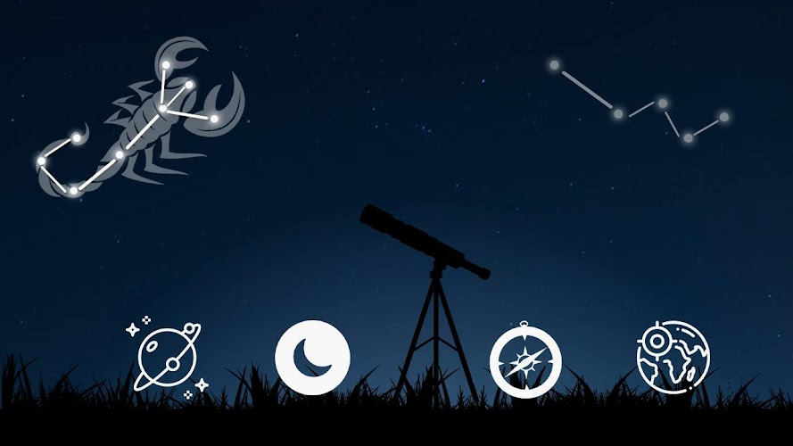 Download Sky Map App Free Star Constellation Finder Apk Latest