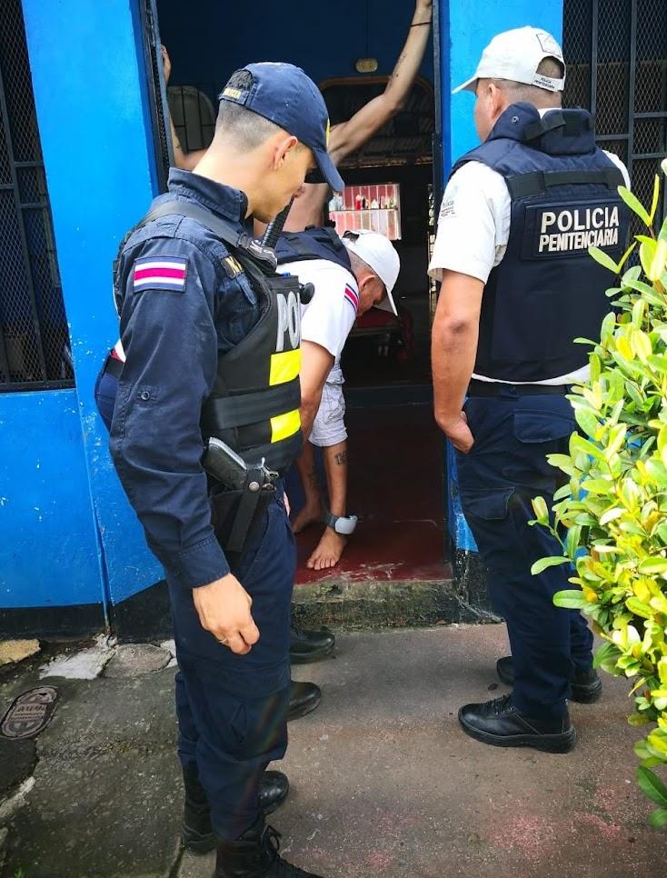 POLICÍA PENITENCIARIA IMPLEMENTA OPERATIVOS PARA REFORZAR CONTROLES DE MONITOREO ELECTRÓNICO