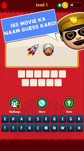 Bollywood Emoji Quiz