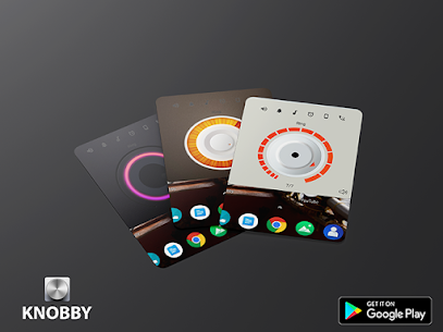 Knobby free – knob volume control – volume widget Apk Download for Android 3