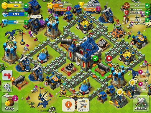 Might and Glory: Kingdom War  screenshots 6