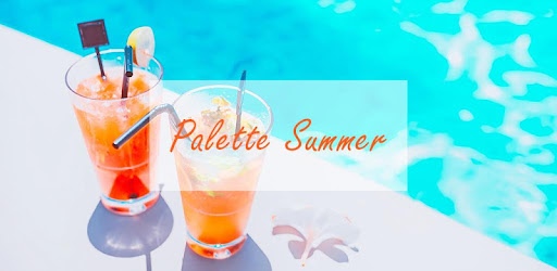 Palette Summer app for Android screenshot