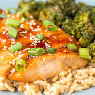 1. Chicken Teriyaki Meal Prep Recipe