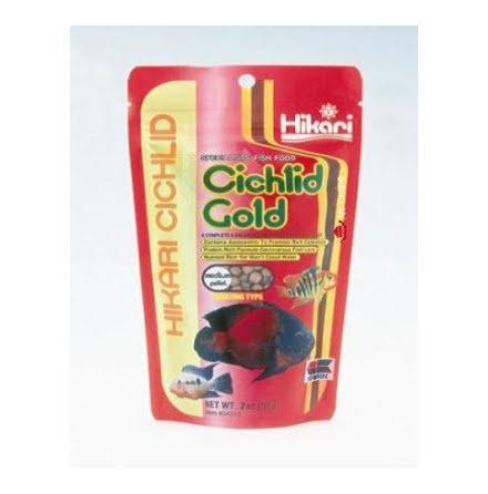 Hikari Ciklid Gold Färg Mini 57g