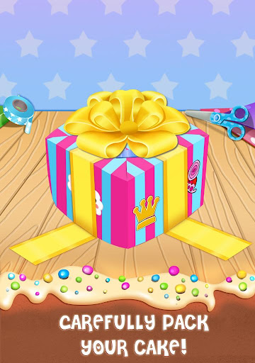 Kue Memasak - Desain Makanan - Games Anak-Anak 1.3.0 screenshots 5