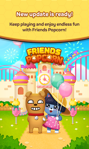 Friends Popcorn screenshots 1