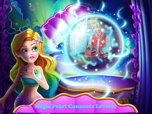 Mermaid Secrets 33 – Mermaid Princess Crisis - screenshot