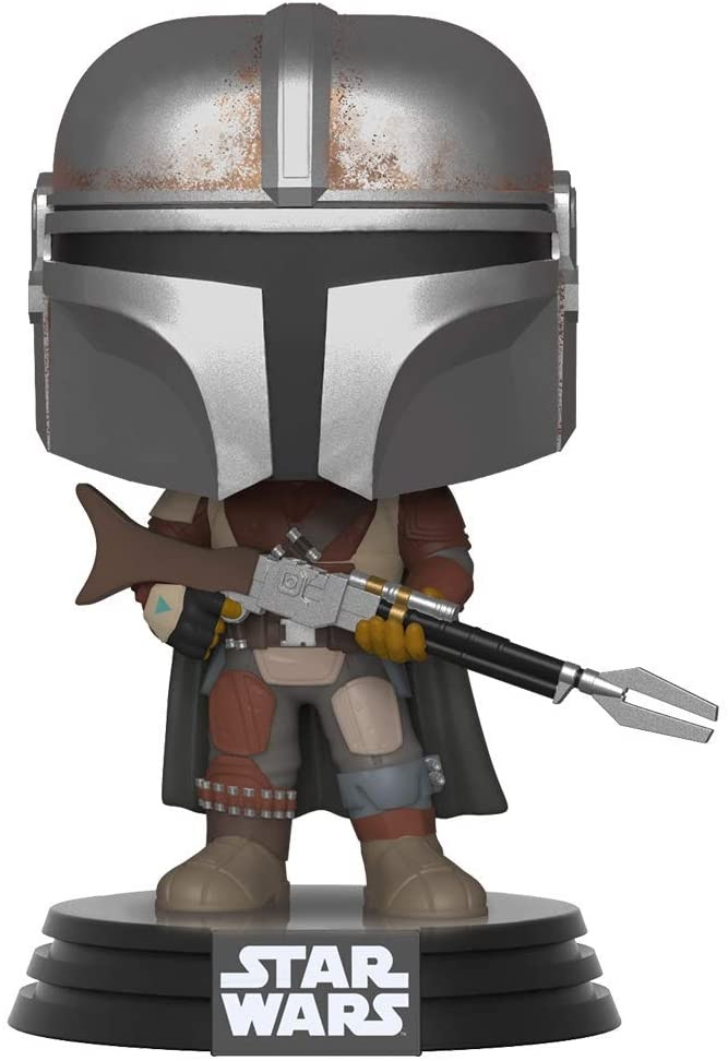 Funko Pop de The Mandalorian