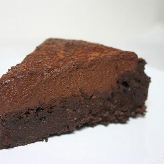 ABC Cake (revised vegan chocolate beet cake)