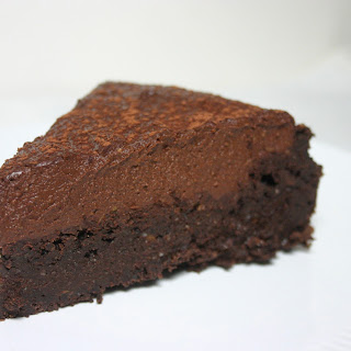 ABC Cake (revised vegan chocolate beet cake).