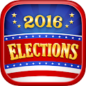 Trump vs Hillary - elections icon