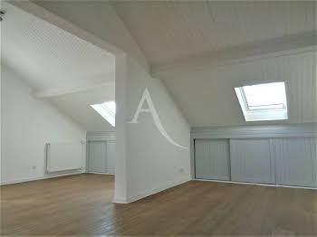 Appartement 3 pièces 48,41 m2