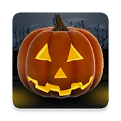 Halloween Pumpkin 3D Live Wallpaper