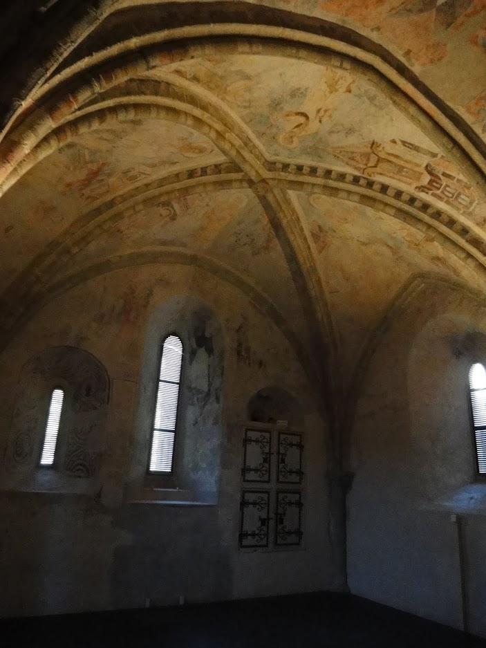 Chapelle au Château de Chillon