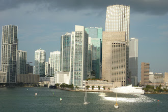 Photo: Miami= end of wolrd cruise!