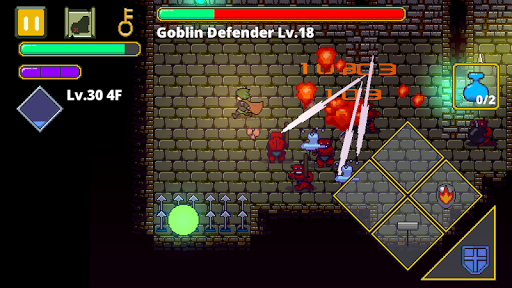 Dungeon Quest Action RPG - Labyrinth Legend screenshots apkspray 6