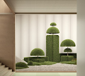 The Japanese Garden by Six n Five