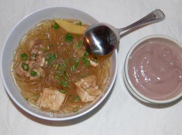 Chicken Long Rice Recipe