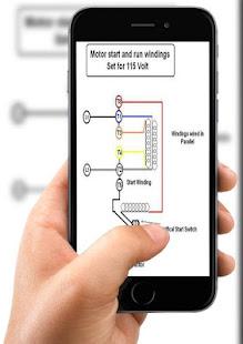 Schéma zapojení nového elektromotoru - náhled