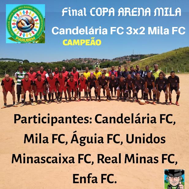 COPA ARENA MILA 2018/2019