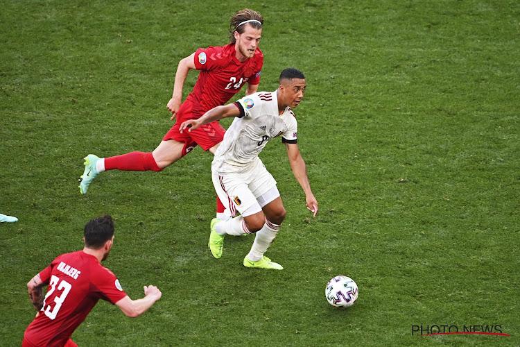 """Degryse ziet probleem achterin: """"Wat als we straks tegen Frankrijk, Duitsland, Italië... spelen?"""""""