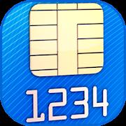 Bank card reader