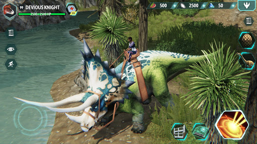 Dino Tamers - Jurassic Riding MMO filehippodl screenshot 7
