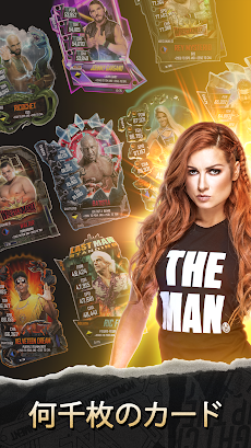 WWE SuperCard - マルチプレイヤーカード対戦ゲームのおすすめ画像2
