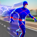 Grand Light Speed Robot Hero City Rescue Mission icon