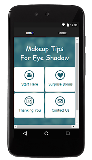 Makeup Tips For Eye Shadow