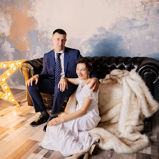 Wedding photographer Anastasiya Yakovleva (NastyaYak). Photo of 02.09.2018