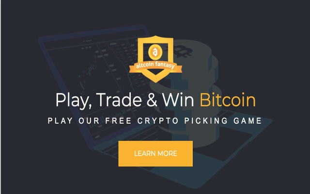 Altcoin Fantasy - Crypto Fantasy Trading Game